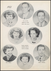 Page 17, 1951 Edition, Commerce High School - Bengal Tales Yearbook (Commerce, OK) online yearbook collection