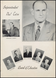 Page 9, 1951 Edition, Commerce High School - Bengal Tales Yearbook (Commerce, OK) online yearbook collection