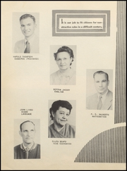 Page 10, 1952 Edition, Commerce High School - Bengal Tales Yearbook (Commerce, OK) online yearbook collection
