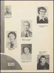 Page 11, 1952 Edition, Commerce High School - Bengal Tales Yearbook (Commerce, OK) online yearbook collection