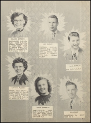 Page 13, 1952 Edition, Commerce High School - Bengal Tales Yearbook (Commerce, OK) online yearbook collection