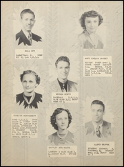 Page 16, 1952 Edition, Commerce High School - Bengal Tales Yearbook (Commerce, OK) online yearbook collection