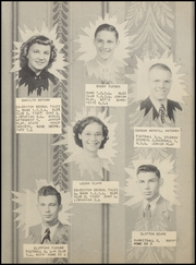 Page 17, 1952 Edition, Commerce High School - Bengal Tales Yearbook (Commerce, OK) online yearbook collection