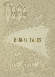 Commerce High School - Bengal Tales Yearbook (Commerce, OK) online yearbook collection, 1958 Edition, Page 1