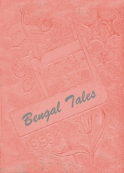 1959 Edition, Commerce High School - Bengal Tales Yearbook (Commerce, OK)