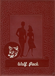 Page 1, 1957 Edition, Davis High School - Wolf Pack Yearbook (Davis, OK) online yearbook collection