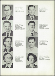 Page 11, 1957 Edition, Davis High School - Wolf Pack Yearbook (Davis, OK) online yearbook collection