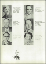 Page 12, 1957 Edition, Davis High School - Wolf Pack Yearbook (Davis, OK) online yearbook collection