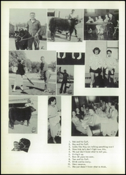 Page 14, 1957 Edition, Davis High School - Wolf Pack Yearbook (Davis, OK) online yearbook collection