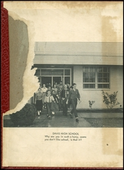 Page 2, 1957 Edition, Davis High School - Wolf Pack Yearbook (Davis, OK) online yearbook collection