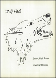 Page 7, 1957 Edition, Davis High School - Wolf Pack Yearbook (Davis, OK) online yearbook collection