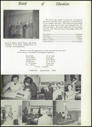 Page 9, 1957 Edition, Davis High School - Wolf Pack Yearbook (Davis, OK) online yearbook collection