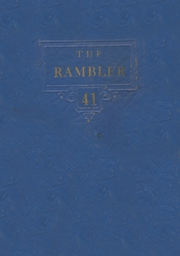 1941 Edition, Walters High School - Blue Devil Yearbook (Walters, OK)