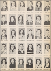 Page 17, 1948 Edition, Walters High School - Blue Devil Yearbook (Walters, OK) online yearbook collection