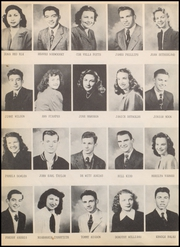 Page 8, 1948 Edition, Walters High School - Blue Devil Yearbook (Walters, OK) online yearbook collection
