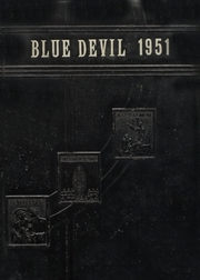 Page 1, 1951 Edition, Walters High School - Blue Devil Yearbook (Walters, OK) online yearbook collection