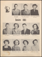 Page 10, 1951 Edition, Walters High School - Blue Devil Yearbook (Walters, OK) online yearbook collection