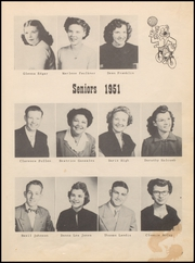 Page 11, 1951 Edition, Walters High School - Blue Devil Yearbook (Walters, OK) online yearbook collection