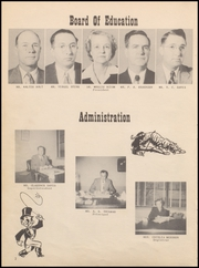 Page 6, 1951 Edition, Walters High School - Blue Devil Yearbook (Walters, OK) online yearbook collection