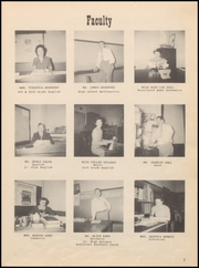 Page 7, 1951 Edition, Walters High School - Blue Devil Yearbook (Walters, OK) online yearbook collection