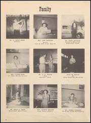 Page 8, 1951 Edition, Walters High School - Blue Devil Yearbook (Walters, OK) online yearbook collection
