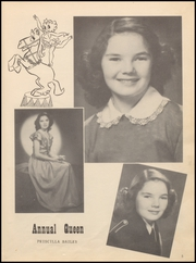 Page 9, 1951 Edition, Walters High School - Blue Devil Yearbook (Walters, OK) online yearbook collection
