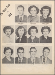 Page 10, 1952 Edition, Walters High School - Blue Devil Yearbook (Walters, OK) online yearbook collection
