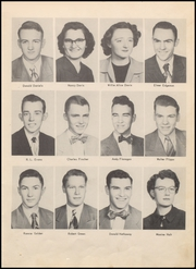 Page 11, 1952 Edition, Walters High School - Blue Devil Yearbook (Walters, OK) online yearbook collection