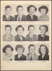 Page 12, 1952 Edition, Walters High School - Blue Devil Yearbook (Walters, OK) online yearbook collection