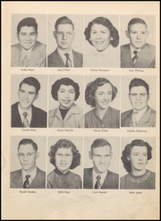 Page 13, 1952 Edition, Walters High School - Blue Devil Yearbook (Walters, OK) online yearbook collection