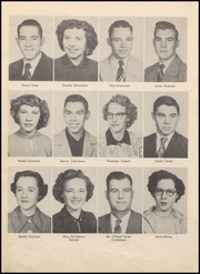 Page 14, 1952 Edition, Walters High School - Blue Devil Yearbook (Walters, OK) online yearbook collection