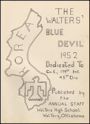 Page 5, 1952 Edition, Walters High School - Blue Devil Yearbook (Walters, OK) online yearbook collection