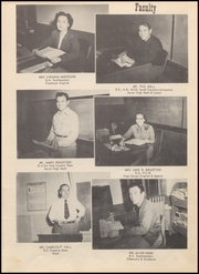 Page 7, 1952 Edition, Walters High School - Blue Devil Yearbook (Walters, OK) online yearbook collection