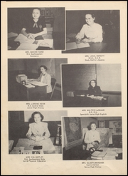 Page 8, 1952 Edition, Walters High School - Blue Devil Yearbook (Walters, OK) online yearbook collection