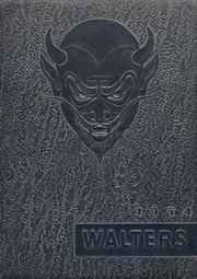 Page 1, 1954 Edition, Walters High School - Blue Devil Yearbook (Walters, OK) online yearbook collection