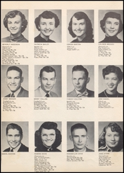 Page 12, 1954 Edition, Walters High School - Blue Devil Yearbook (Walters, OK) online yearbook collection