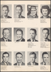 Page 13, 1954 Edition, Walters High School - Blue Devil Yearbook (Walters, OK) online yearbook collection