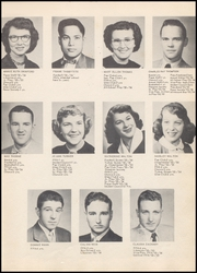 Page 15, 1954 Edition, Walters High School - Blue Devil Yearbook (Walters, OK) online yearbook collection
