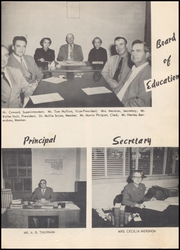 Page 7, 1954 Edition, Walters High School - Blue Devil Yearbook (Walters, OK) online yearbook collection
