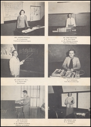 Page 8, 1954 Edition, Walters High School - Blue Devil Yearbook (Walters, OK) online yearbook collection