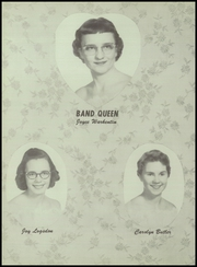 Page 38, 1957 Edition, Fairview High School - Peace Pipe Yearbook (Fairview, OK) online yearbook collection