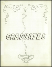 Page 10, 1950 Edition, Newkirk High School - Gold and Blue Yearbook (Newkirk, OK) online yearbook collection