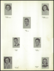 Page 11, 1950 Edition, Newkirk High School - Gold and Blue Yearbook (Newkirk, OK) online yearbook collection