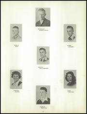 Page 15, 1950 Edition, Newkirk High School - Gold and Blue Yearbook (Newkirk, OK) online yearbook collection