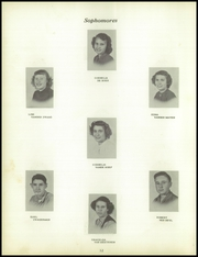 Page 16, 1950 Edition, Newkirk High School - Gold and Blue Yearbook (Newkirk, OK) online yearbook collection