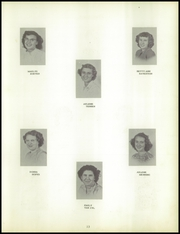 Page 17, 1950 Edition, Newkirk High School - Gold and Blue Yearbook (Newkirk, OK) online yearbook collection