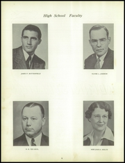 Page 8, 1950 Edition, Newkirk High School - Gold and Blue Yearbook (Newkirk, OK) online yearbook collection