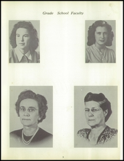 Page 9, 1950 Edition, Newkirk High School - Gold and Blue Yearbook (Newkirk, OK) online yearbook collection