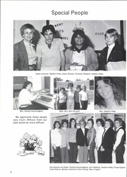 Page 10, 1985 Edition, Coalgate High School - Wildcat Yearbook (Coalgate, OK) online yearbook collection