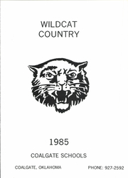 Page 5, 1985 Edition, Coalgate High School - Wildcat Yearbook (Coalgate, OK) online yearbook collection